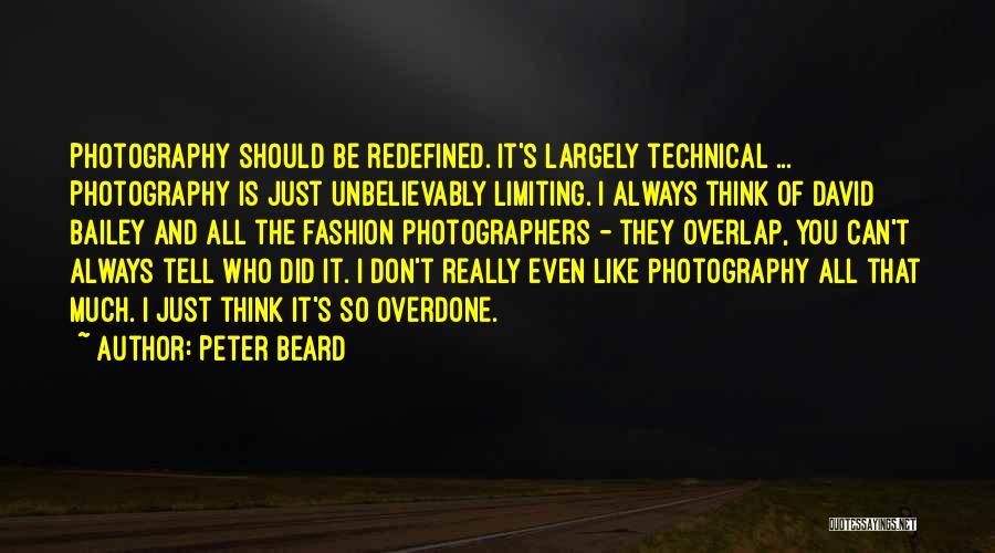 Peter Beard Quotes 1528607