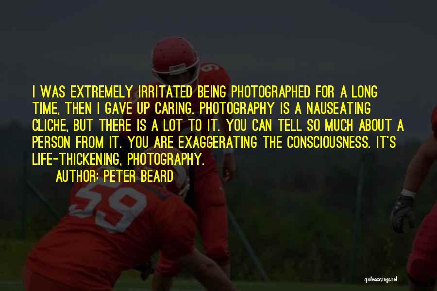 Peter Beard Quotes 406309