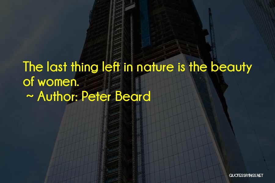 Peter Beard Quotes 796187