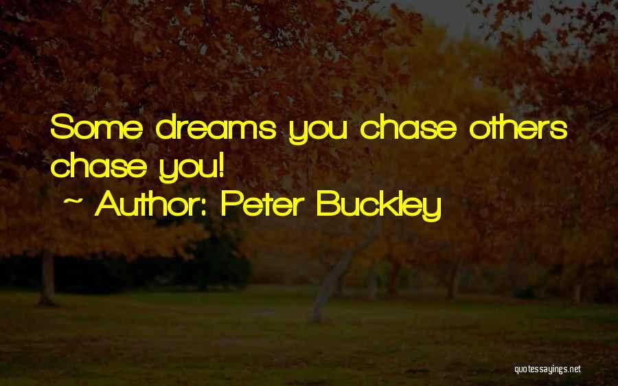 Peter Buckley Quotes 1246678