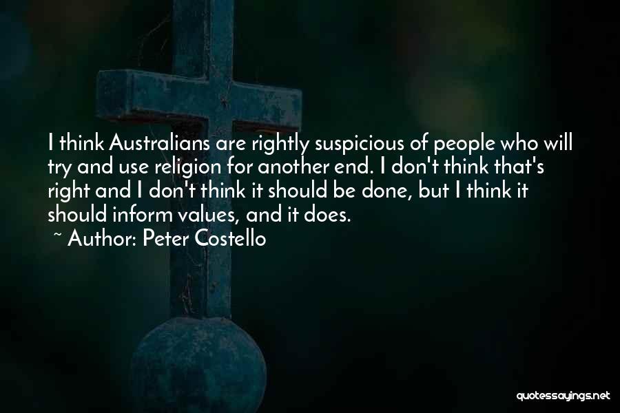 Peter Costello Quotes 1955789