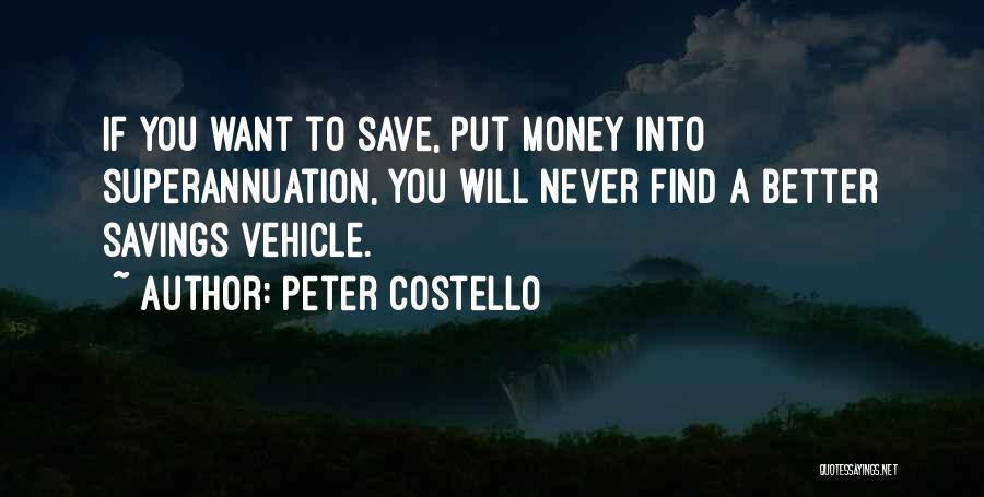 Peter Costello Quotes 1976779