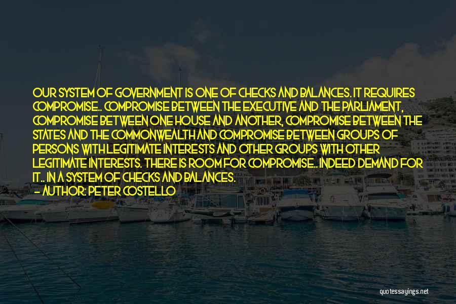 Peter Costello Quotes 921256