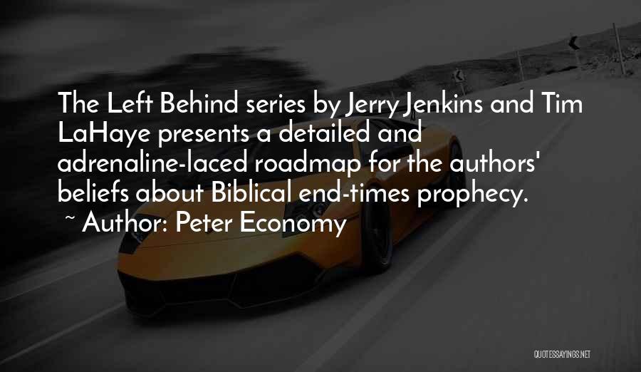 Peter Economy Quotes 877285