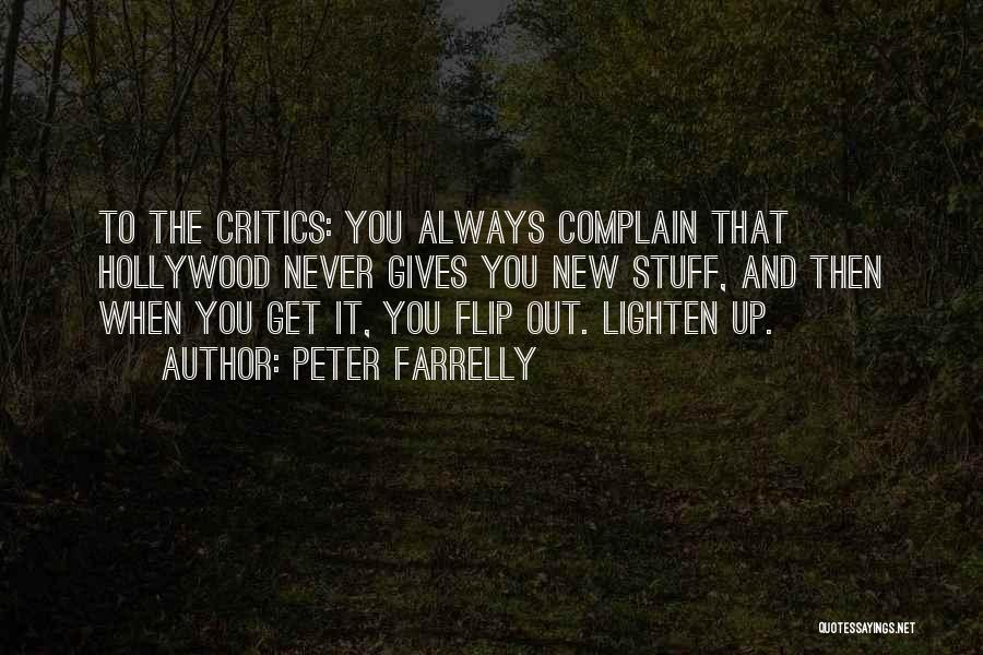 Peter Farrelly Quotes 678705