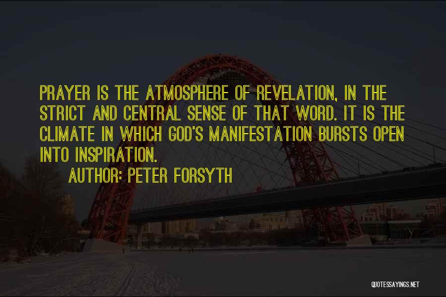 Peter Forsyth Quotes 354332