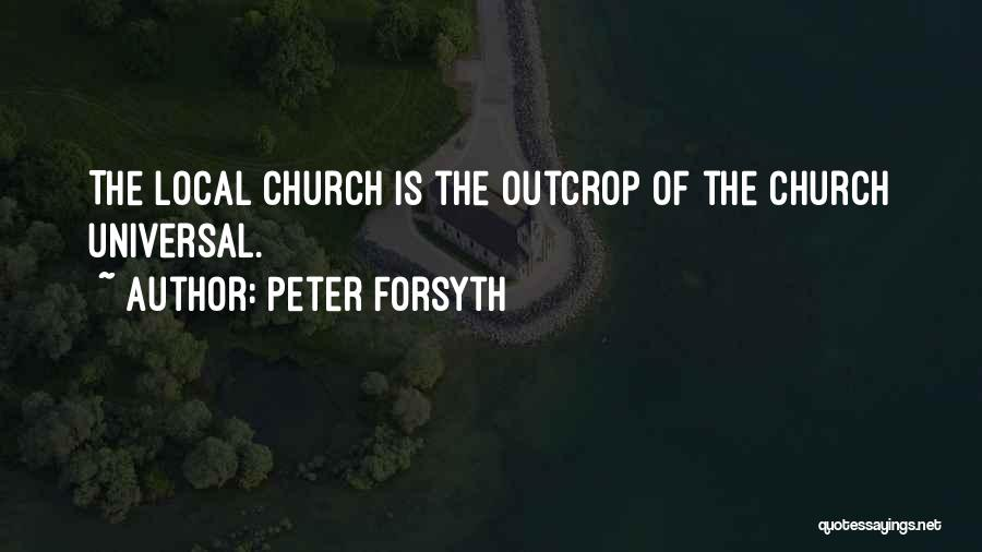 Peter Forsyth Quotes 604927