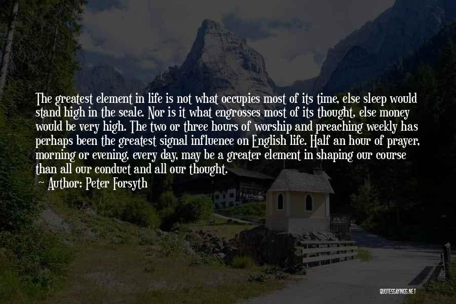Peter Forsyth Quotes 739051
