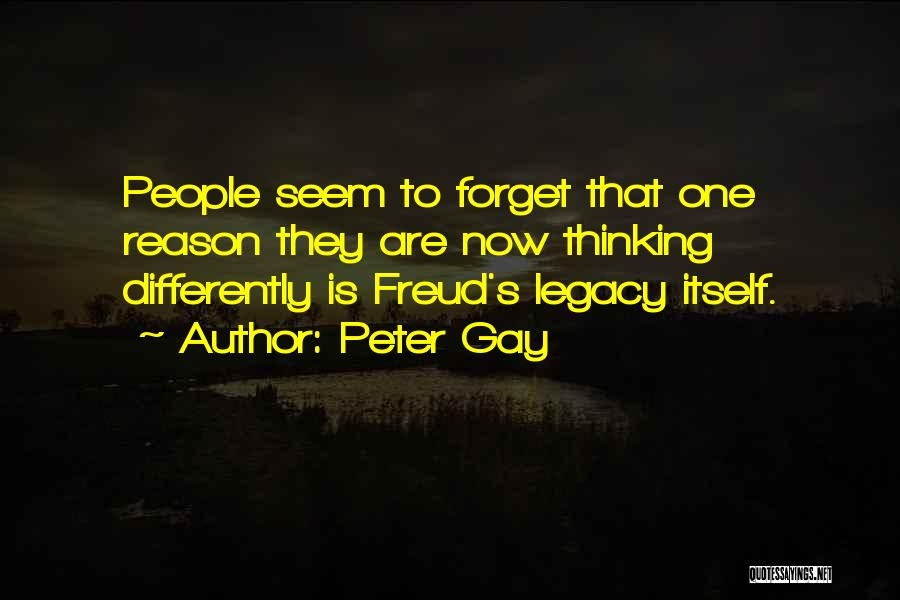 Peter Gay Quotes 1778635