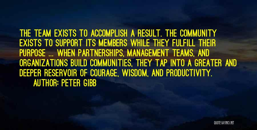 Peter Gibb Quotes 1057550
