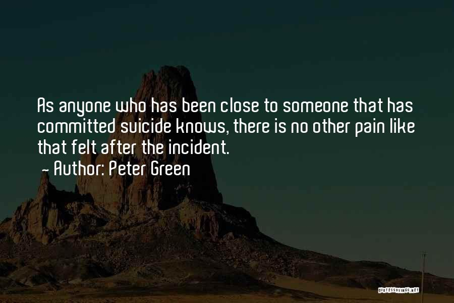 Peter Green Quotes 1159217
