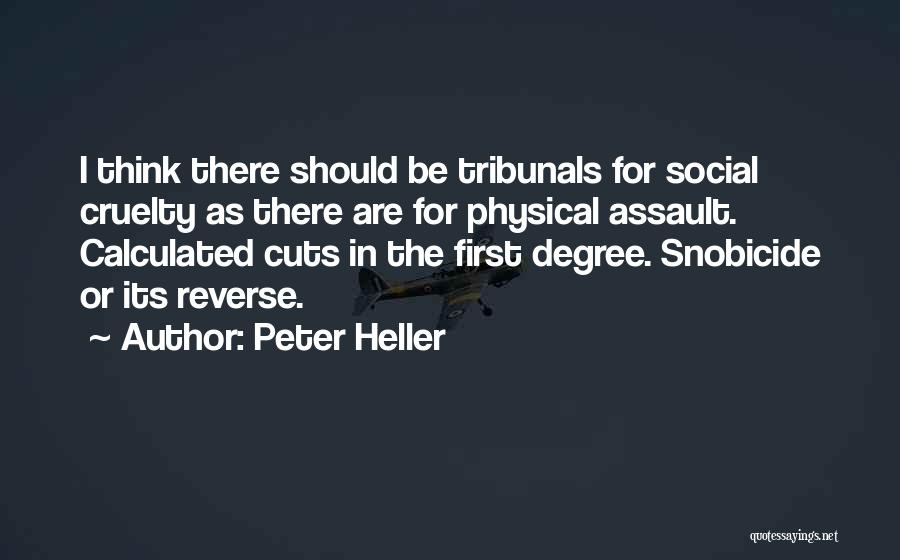 Peter Heller Quotes 1002781