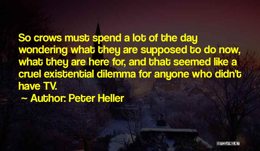 Peter Heller Quotes 1160370