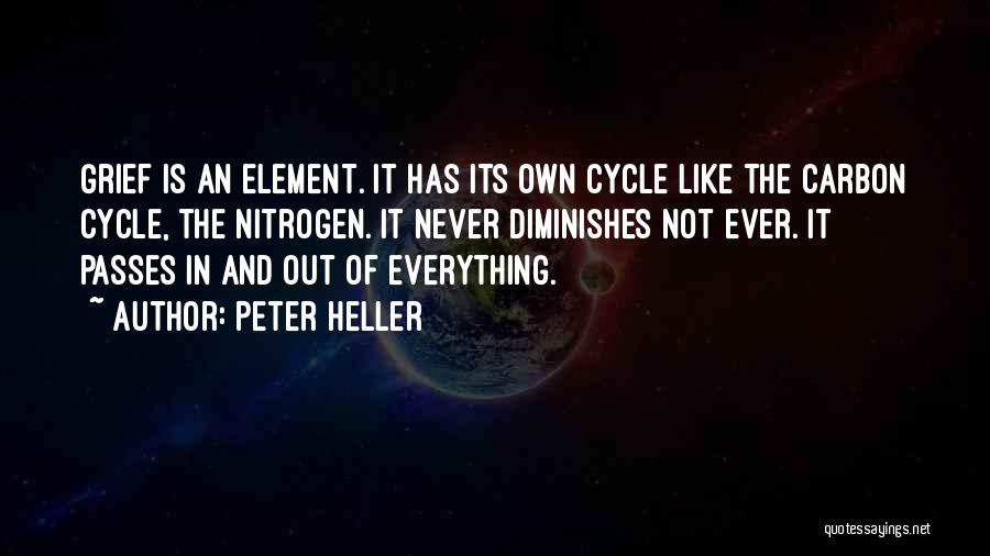 Peter Heller Quotes 1208265