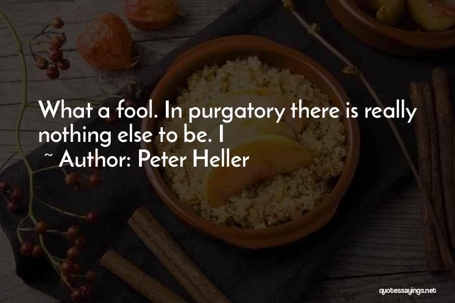 Peter Heller Quotes 1425273