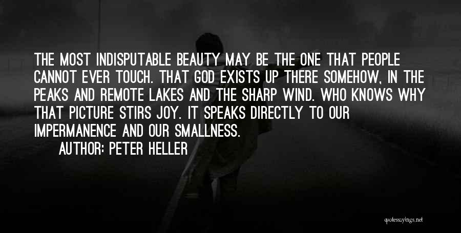 Peter Heller Quotes 1451171
