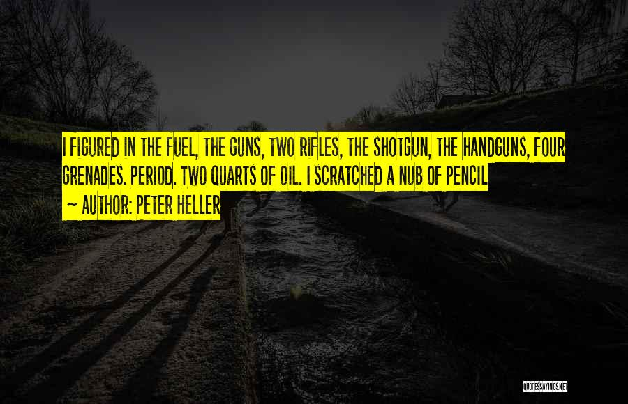 Peter Heller Quotes 1454506
