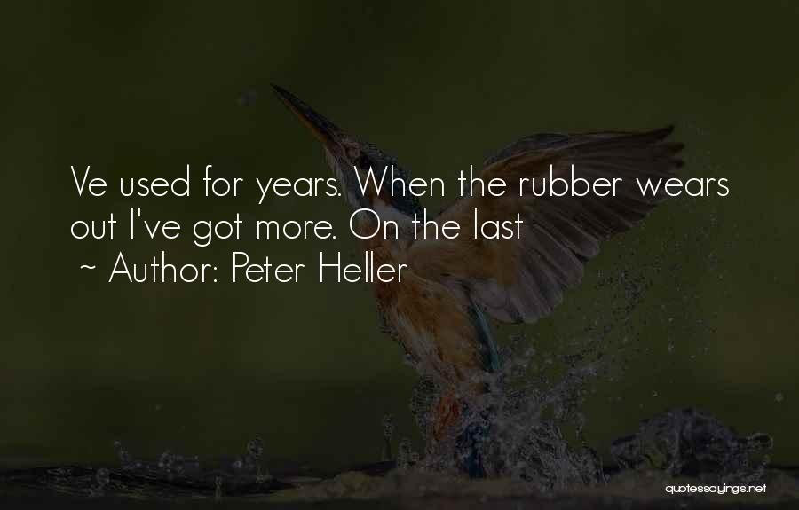 Peter Heller Quotes 1525367