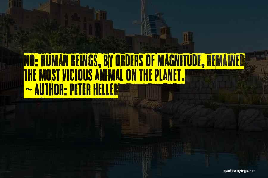 Peter Heller Quotes 1705320