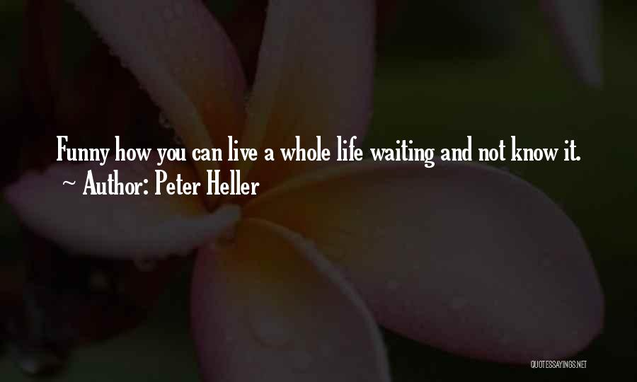 Peter Heller Quotes 1775307