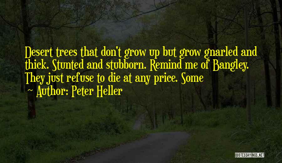 Peter Heller Quotes 788140