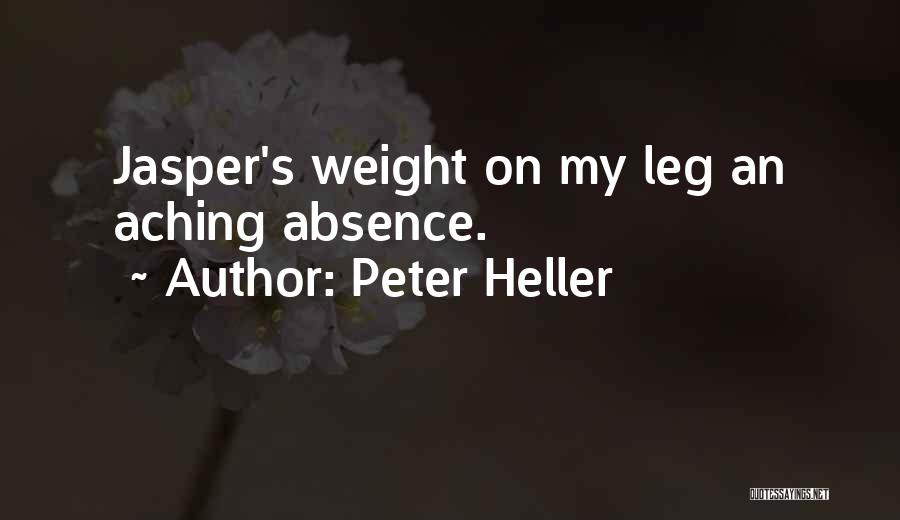 Peter Heller Quotes 819333