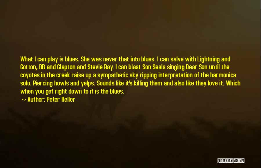 Peter Heller Quotes 831510