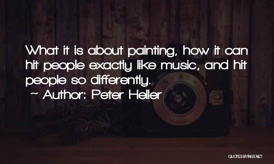 Peter Heller Quotes 960367