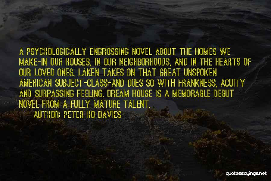 Peter Ho Davies Quotes 1280203