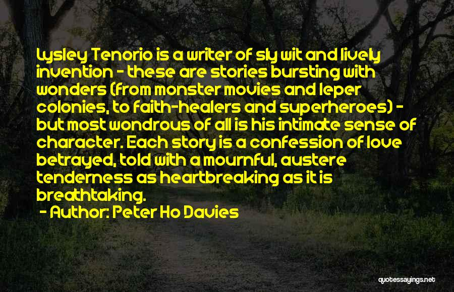 Peter Ho Davies Quotes 684883