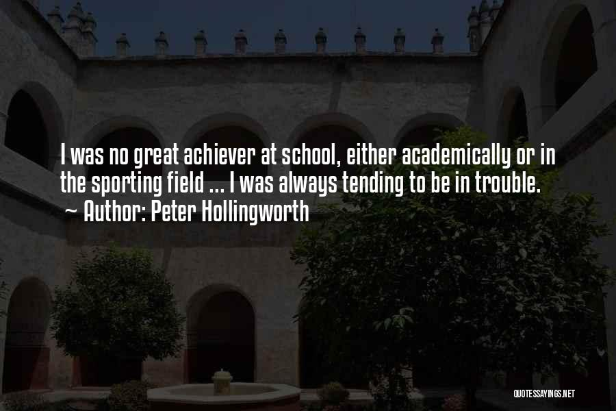 Peter Hollingworth Quotes 1155627