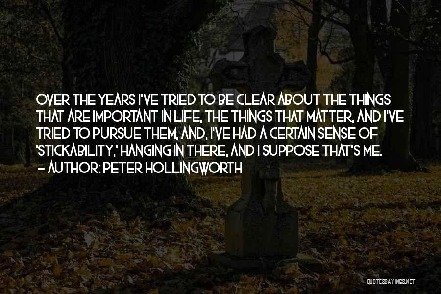 Peter Hollingworth Quotes 1371587