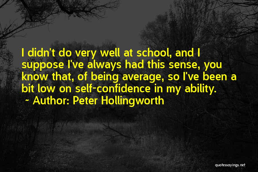 Peter Hollingworth Quotes 2168780