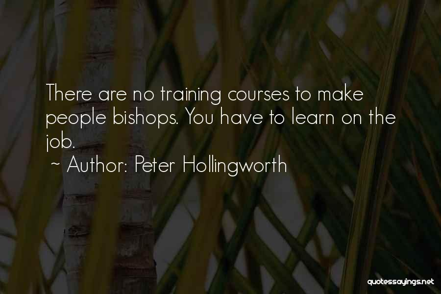 Peter Hollingworth Quotes 663369