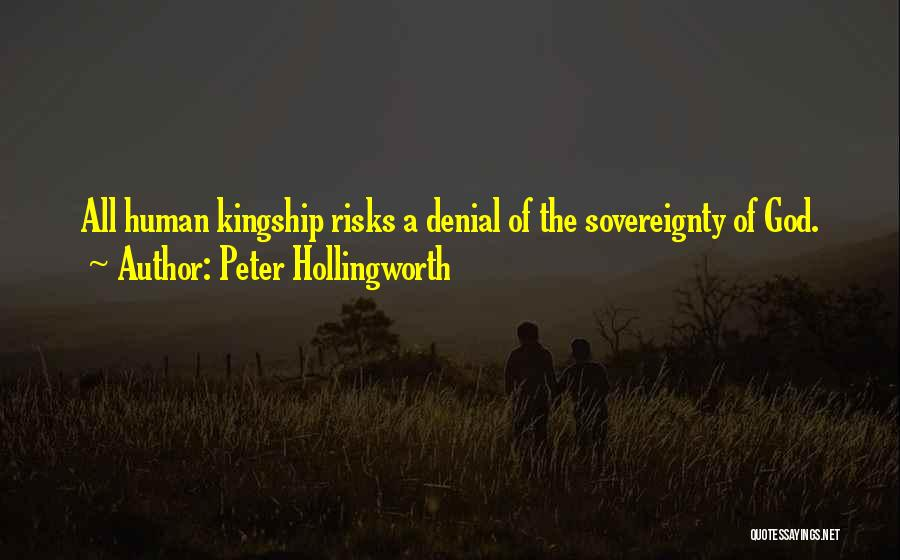 Peter Hollingworth Quotes 745098