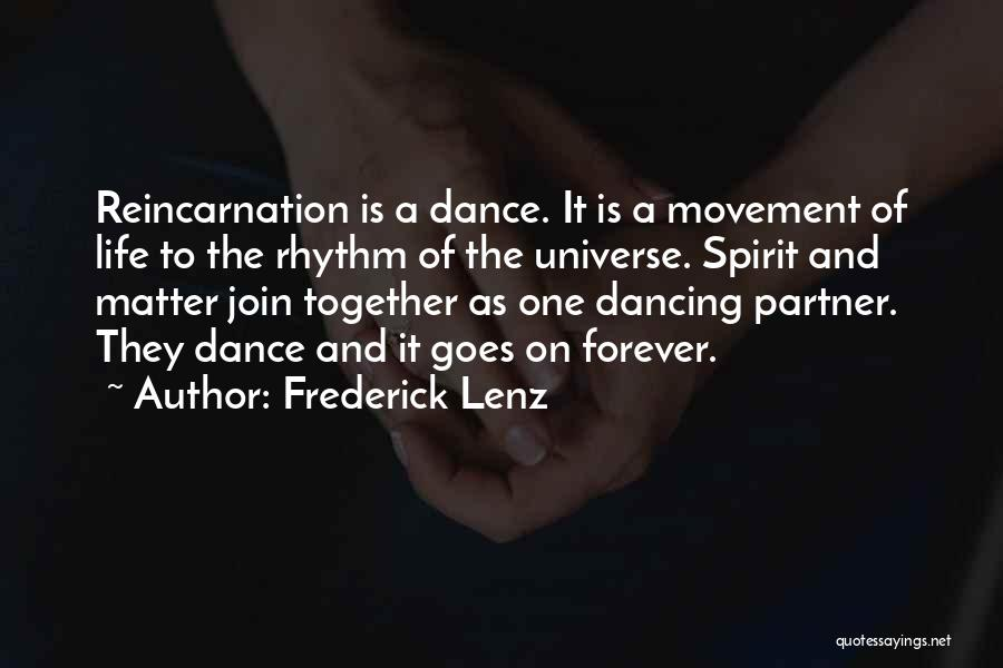 Peter Hurley Quotes By Frederick Lenz