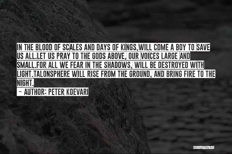 Peter Koevari Quotes 1028982