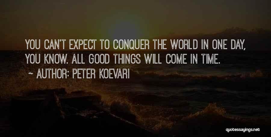 Peter Koevari Quotes 131132