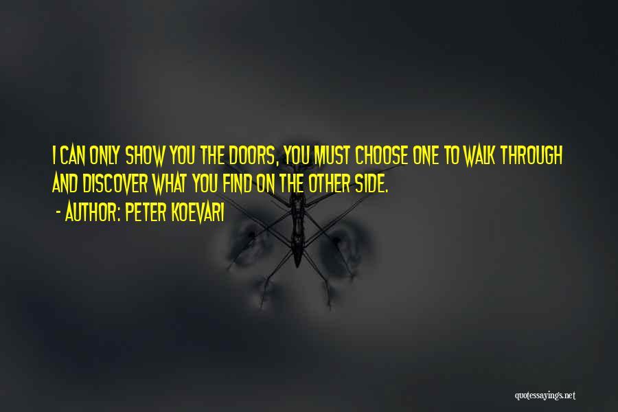 Peter Koevari Quotes 2009097