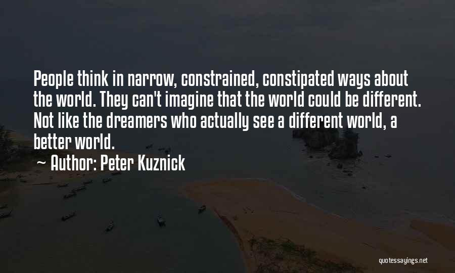 Peter Kuznick Quotes 1001710