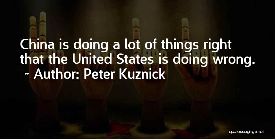 Peter Kuznick Quotes 1045178