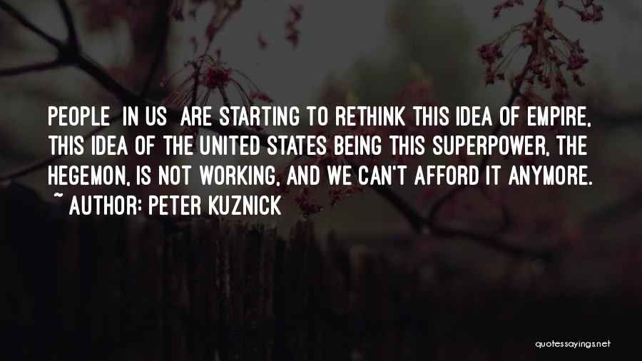 Peter Kuznick Quotes 2230120