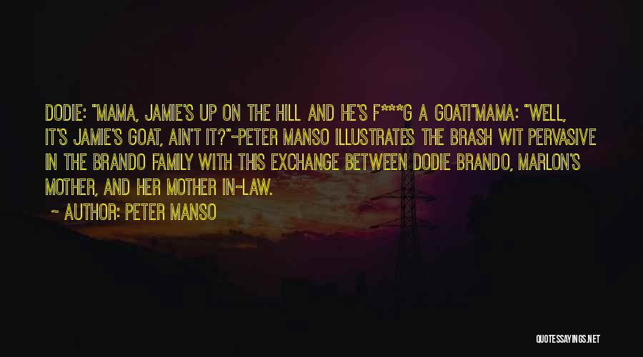 Peter Manso Quotes 382344