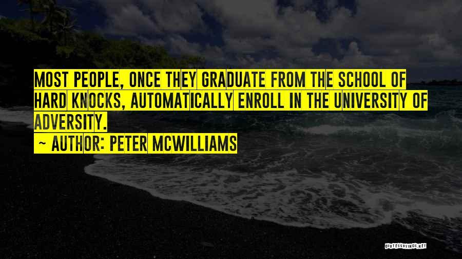 Peter McWilliams Quotes 1210661