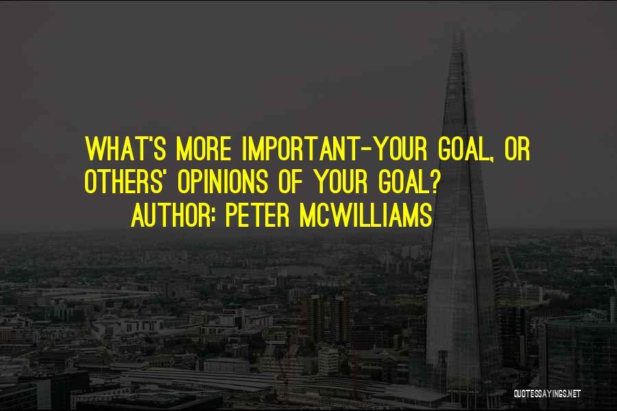 Peter McWilliams Quotes 1456787