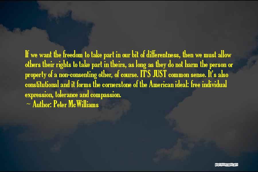 Peter McWilliams Quotes 1662241