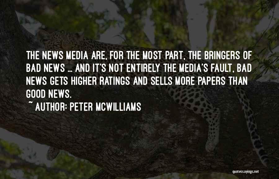 Peter McWilliams Quotes 1786740