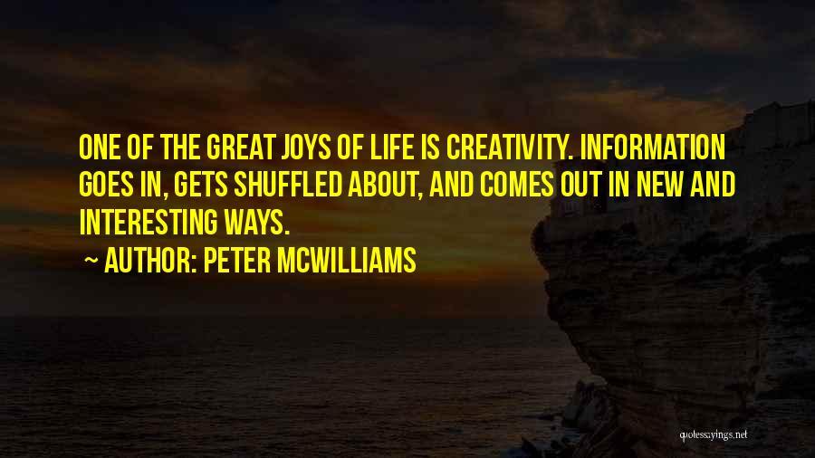 Peter McWilliams Quotes 1948739