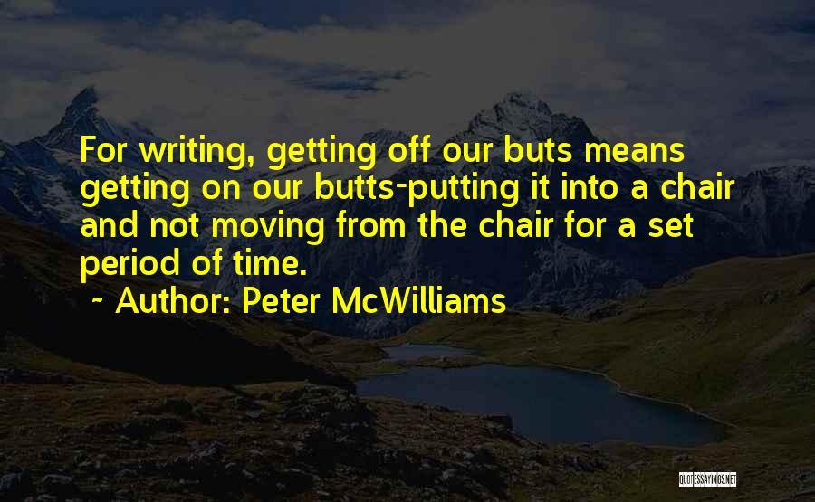 Peter McWilliams Quotes 2237947
