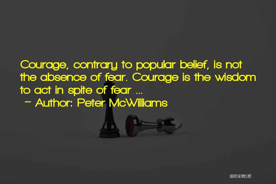 Peter McWilliams Quotes 510775